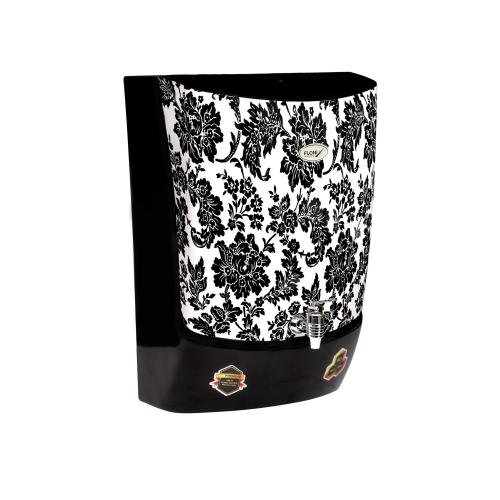 FLONIX FLORITO BLACK FLOWER BLACK WATER PURIFIER